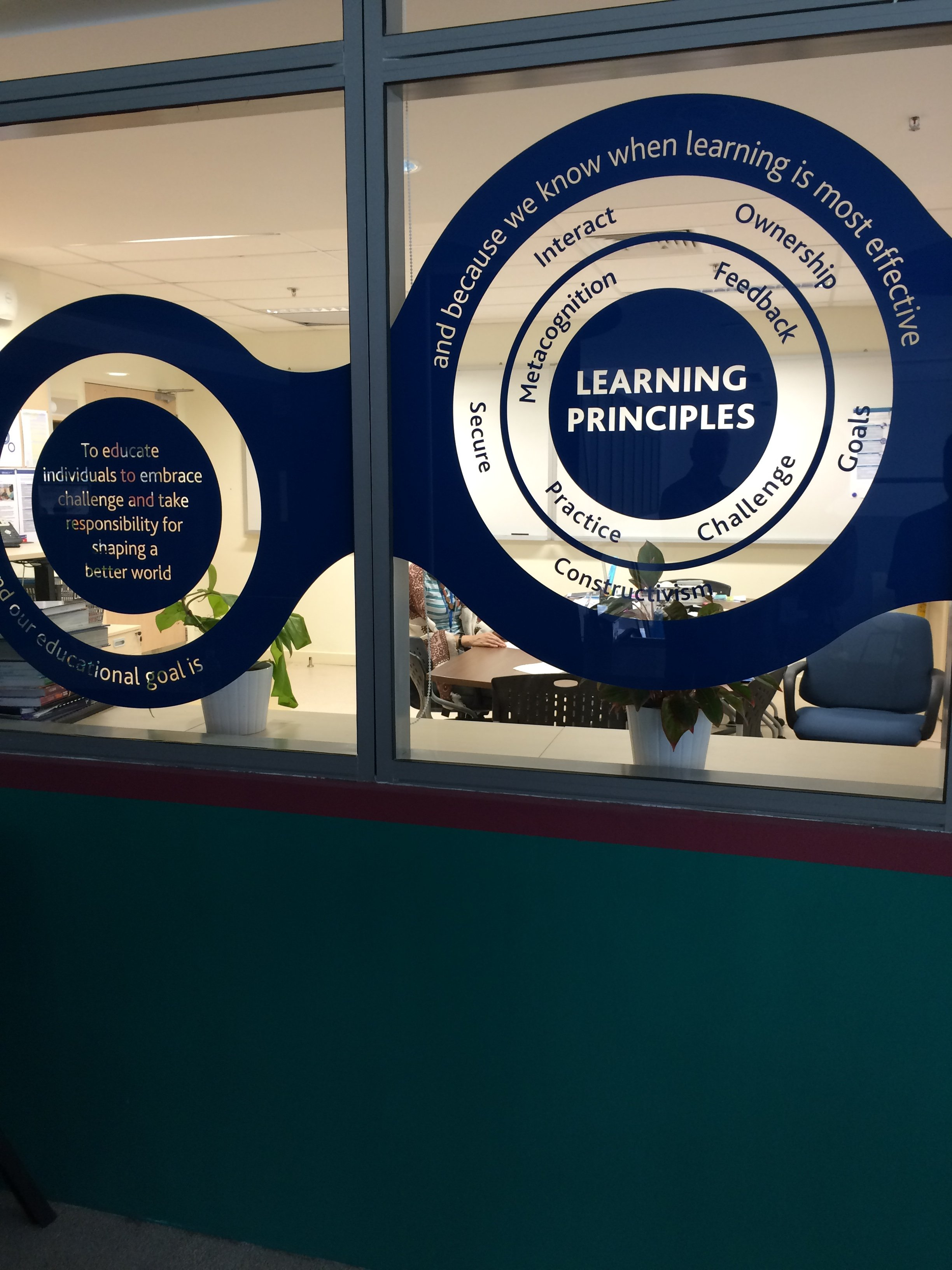 Educational Goal and Learning Principles in UWCSEA