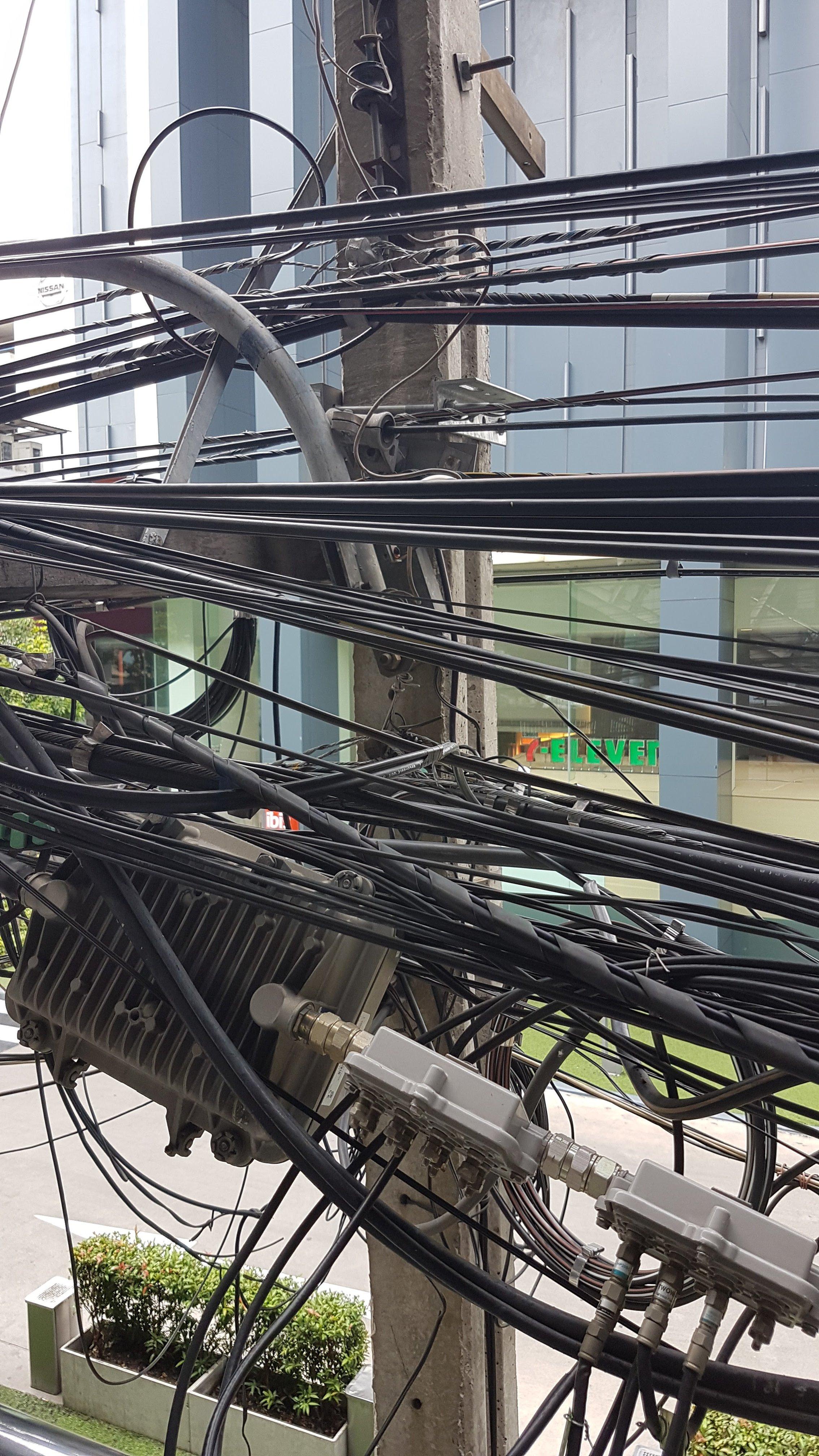 Weird Wire