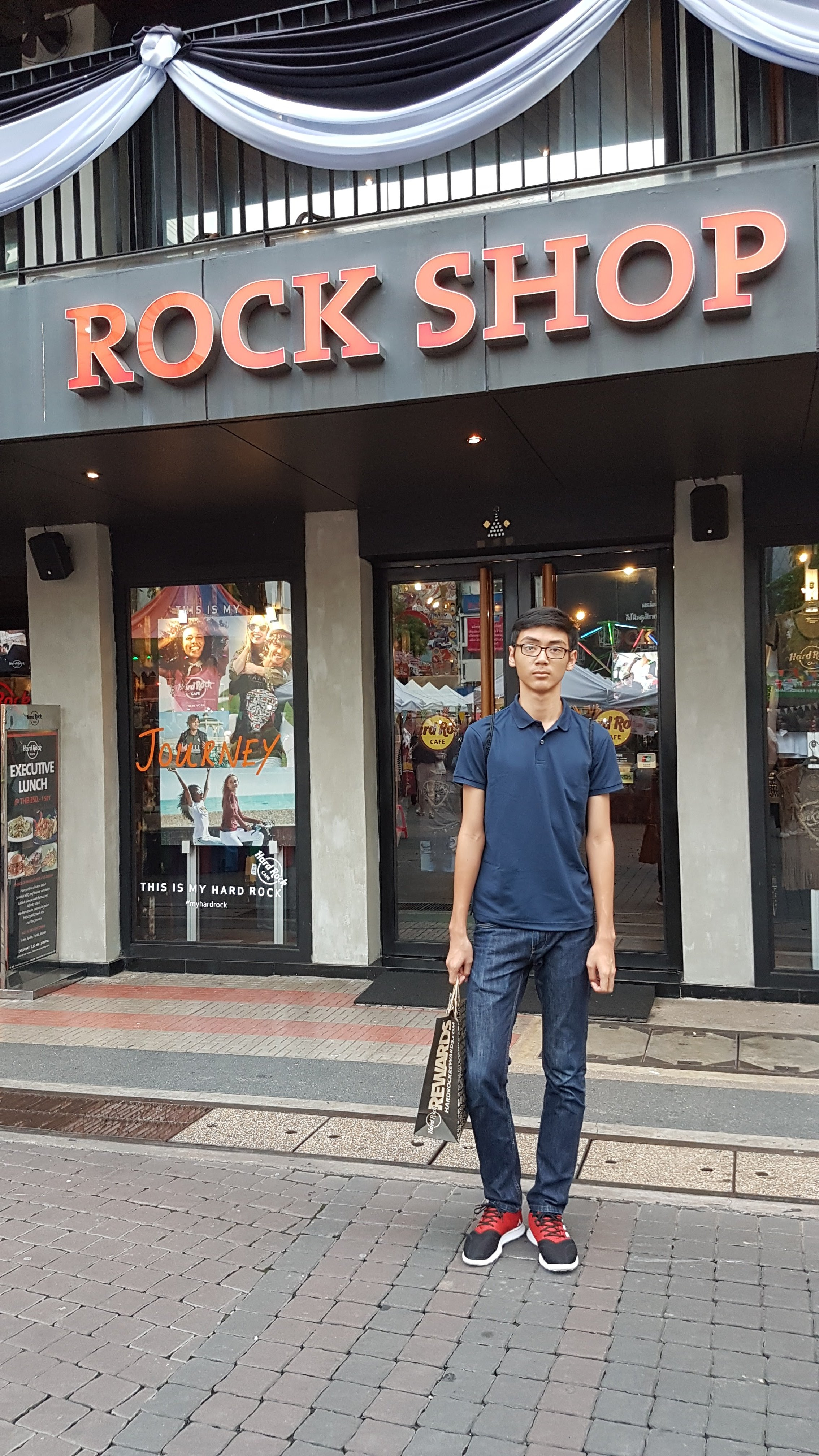 Rock Shop Bangkok