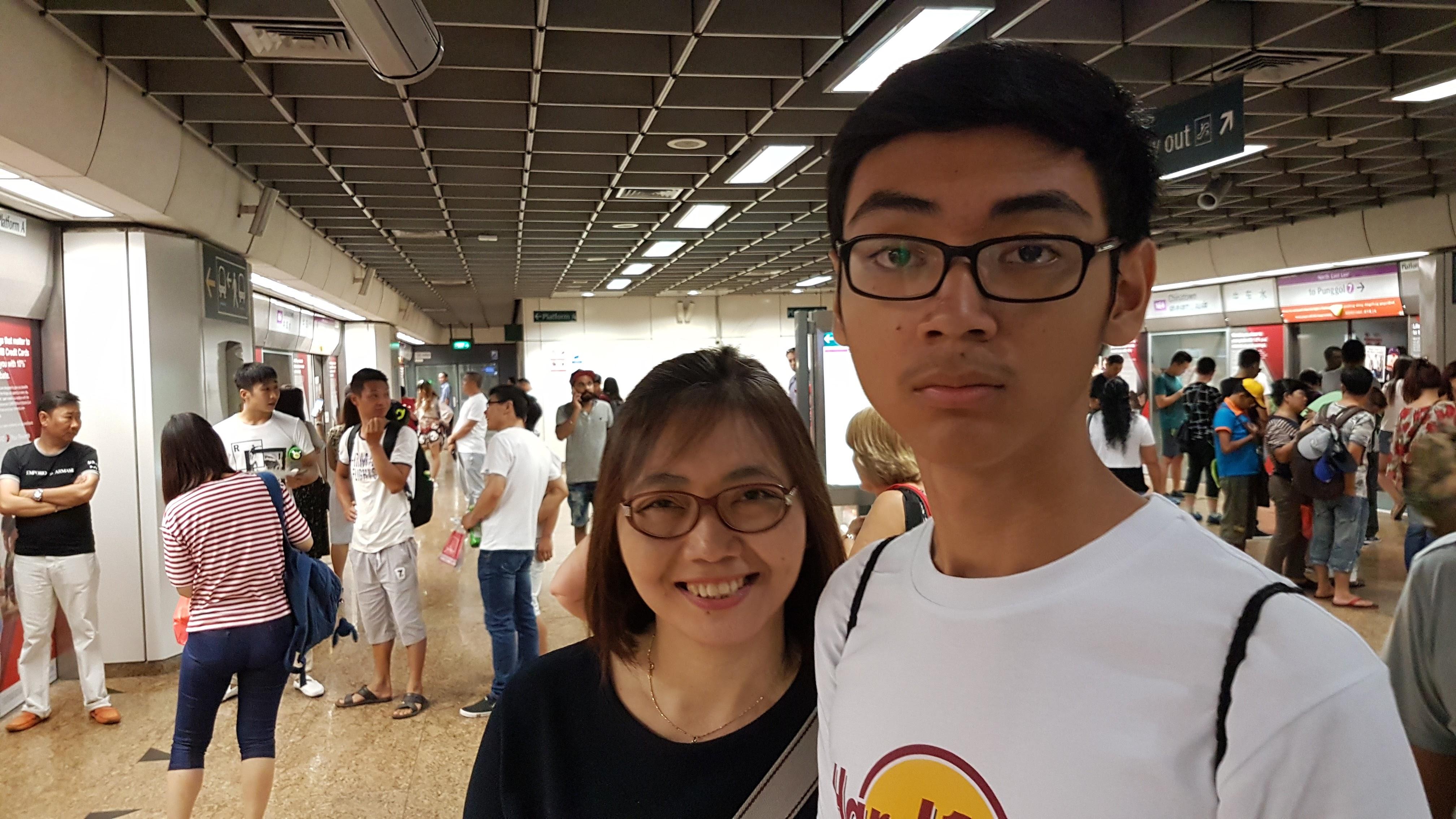 China town MRT