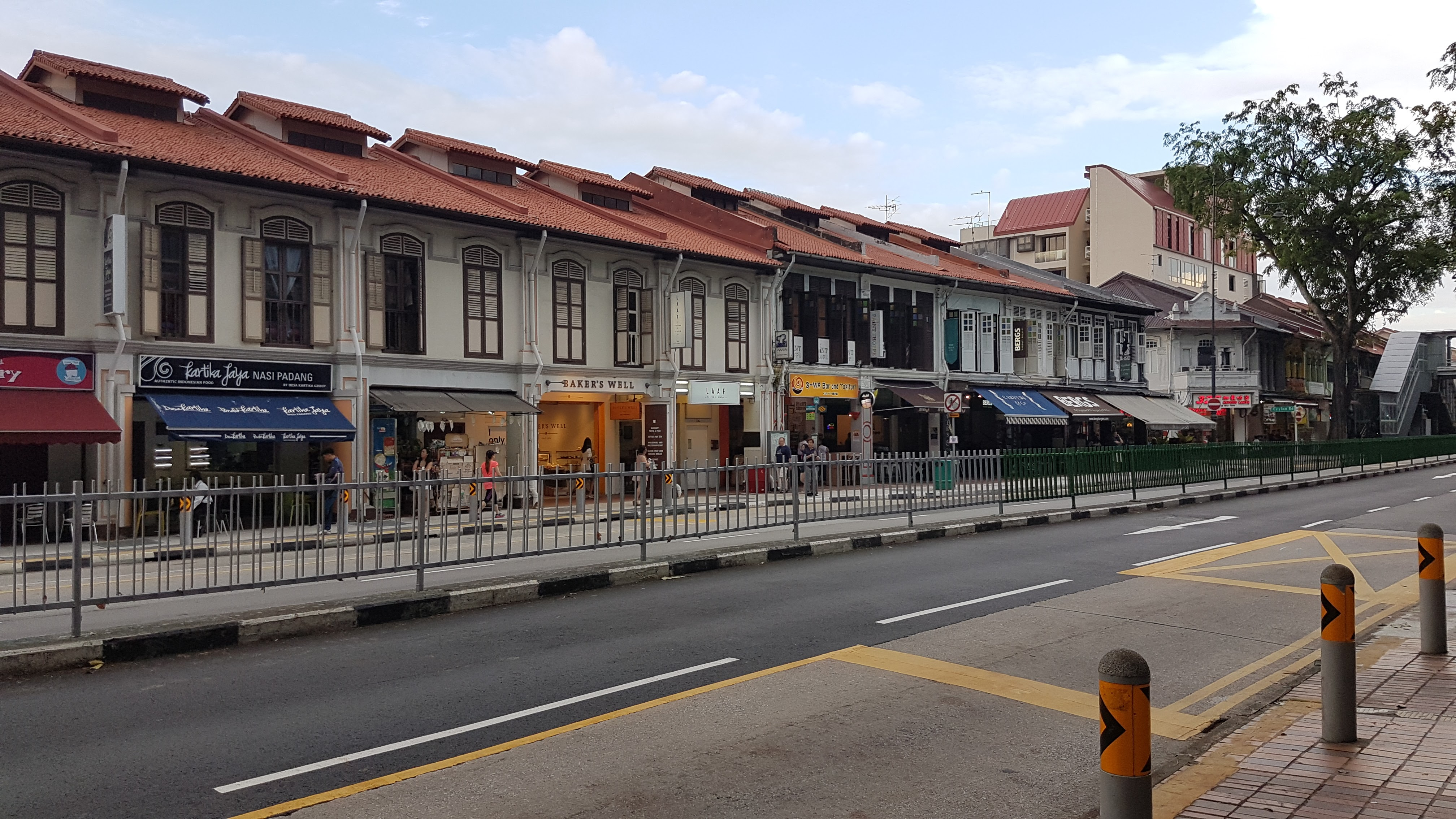 Katong road