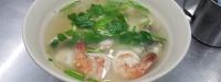 Shrimp Fish Soup