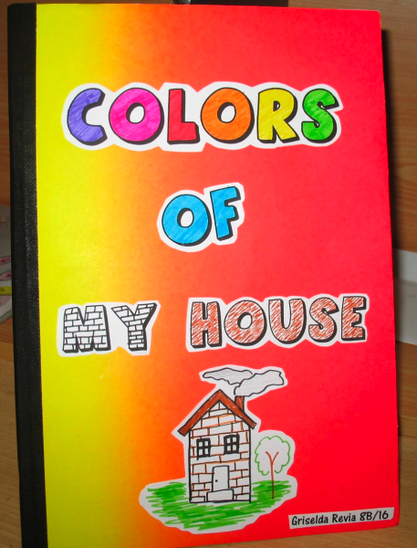 Colors of my house