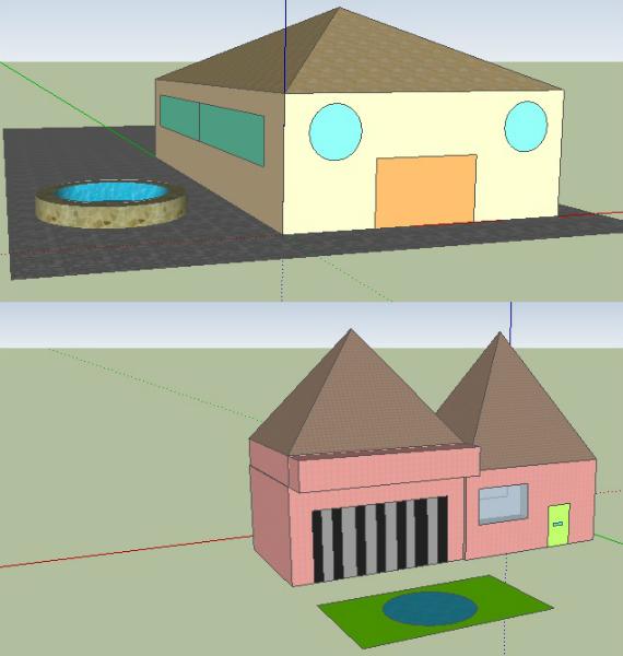 desvia-and-calvins-house