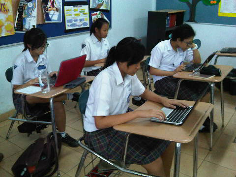 21st century students style
