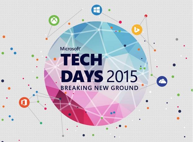 TechDays 2015 – Sebuah Laporan Pandang Mata