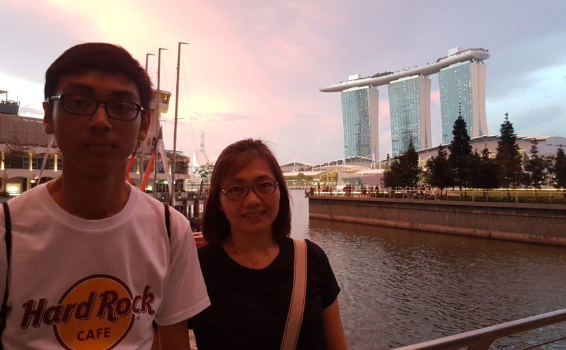 Bangkok – Singapore Trip 2017